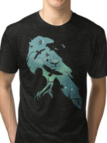 Crows Tri-blend T-Shirt
