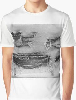 Weathered Face 2 Graphic T-Shirt