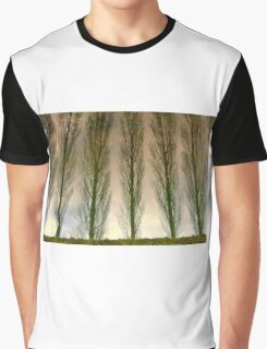Winter Reflections Graphic T-Shirt