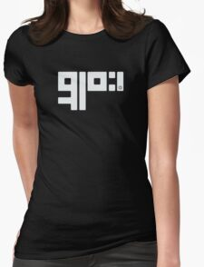Imperial SnowTrooper Logo Womens Fitted T-Shirt