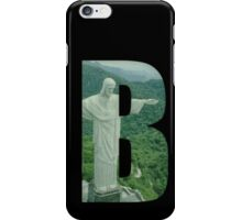 Brazil (Brazilian Jiu Jitsu) iPhone Case/Skin