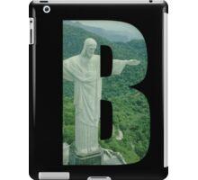 Brazil (Brazilian Jiu Jitsu) iPad Case/Skin