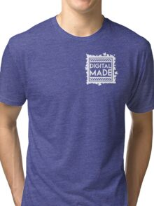 DigitalMade Official Collection  Tri-blend T-Shirt