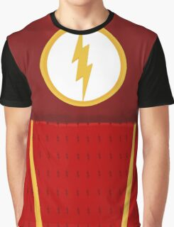 The Scarlet Speedster Graphic T-Shirt