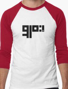 Imperial SnowTrooper Logo Men's Baseball ¾ T-Shirt