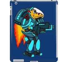 Gary Goanna Halloween Space Suit 2015 iPad Case/Skin