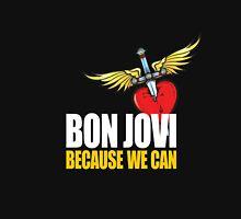 Bon Jovi Because We Can Unisex T-Shirt