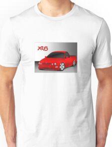 Ford Falcon AU XR6 II ute Unisex T-Shirt