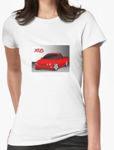 Ford Falcon AU XR6 II ute Womens Fitted T-Shirt