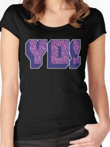 MTV Square Yo! Women's Fitted Scoop T-Shirt