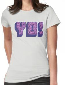 MTV Square Yo! Womens Fitted T-Shirt