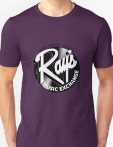 Ray's Music Exchange - 3D Alternative Record Variant T-Shirt