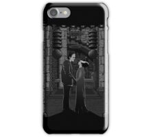 The monster's bride. iPhone Case/Skin