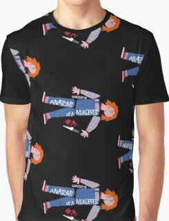 Anatomy of Chucky Graphic T-Shirt