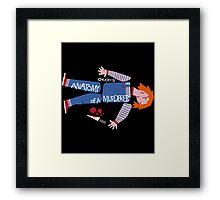 Anatomy of Chucky Framed Print