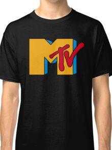 MTV Logo 1 Classic T-Shirt