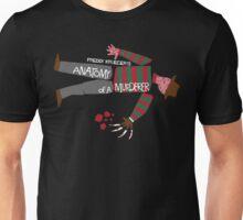 Anatomy of Freddy Unisex T-Shirt