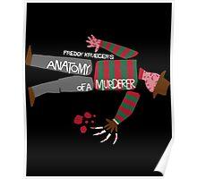 Anatomy of Freddy Poster