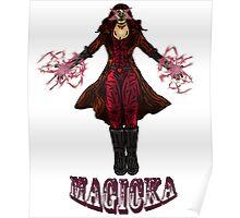 Magicka! Poster
