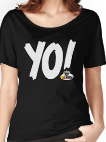 MTV Yo! Women's Relaxed Fit T-Shirt