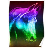 horse energy Poster