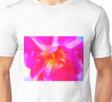 Watercolor Tulip Unisex T-Shirt