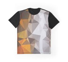 Into the Fire (Orange Poly) Graphic T-Shirt