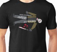Anatomy of Jason Unisex T-Shirt