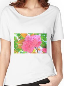 The Magical Blossom Tree Women's Relaxed Fit T-Shirt