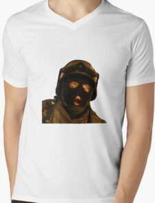 Boris  Mens V-Neck T-Shirt