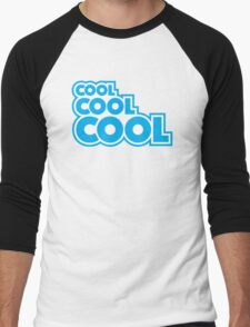 Cool, Cool, Cool Men's Baseball ¾ T-Shirt