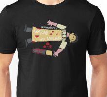 Anatomy of Leatherface Unisex T-Shirt