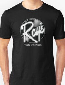 Ray's Music Exchange - Straight Exchange Logo Unisex T-Shirt