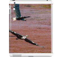 Flying Egrets iPad Case/Skin