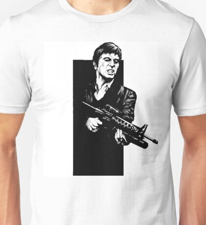 Scarface Tony Montana Unisex T-Shirt