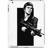 Scarface Tony Montana iPad Case/Skin