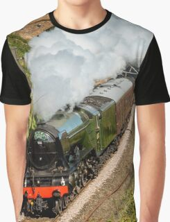 The Flying Scotsman Graphic T-Shirt