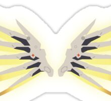 Mercy's wings Sticker