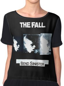 The Fall - Bend Sinister Chiffon Top