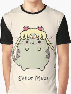 Sailor Mew Graphic T-Shirt