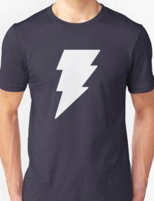 Legion of Super-Heroes; Lightning Lad (white) Unisex T-Shirt
