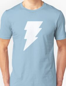 Legion of Super-Heroes; Lightning Lad (white) Unisex T-Shirt