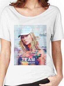 Iggy Azalea Team Women's Relaxed Fit T-Shirt
