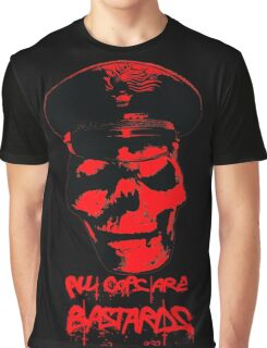 ACAB 2016 RED Graphic T-Shirt