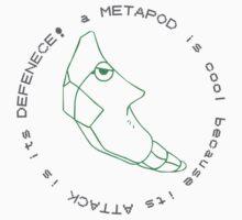 metapod One Piece - Short Sleeve