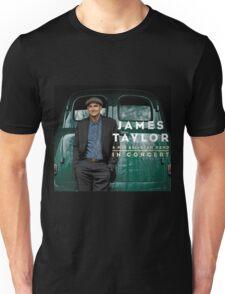 James Taylor in Concert 2016 Unisex T-Shirt