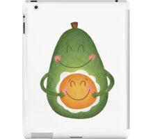 Avocado and Egg iPad Case/Skin
