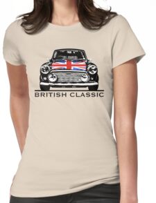 Morris : British Legend Womens Fitted T-Shirt