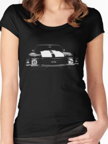 Chevrolet Chevelle SS Women's Fitted Scoop T-Shirt