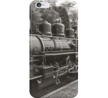 An American In Powys iPhone Case/Skin